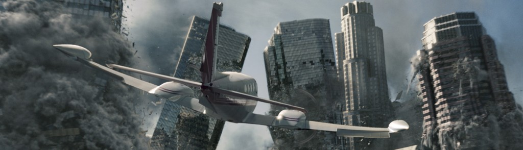 """A scene from Columbia Pictures' """"2012."""" The action film will be released November 13, 2009."""