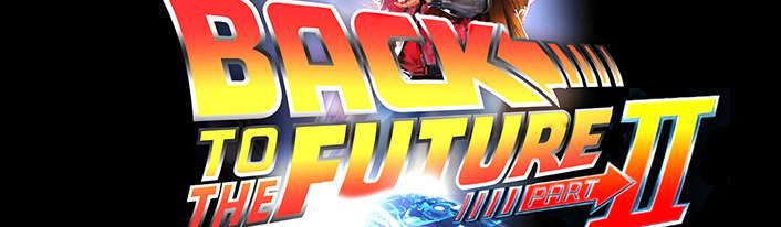 De Back to the Future trilogie